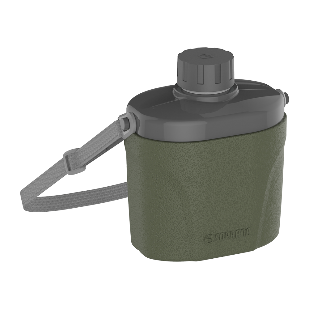 CANTIL SAFARI 600ML VERDE  - Soprano